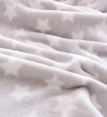 Дамбо (серый) Плед Детский