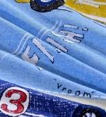 Гонки (синие) КПБ детский